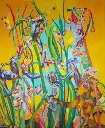 Jungle dog von Sonja Puschmann