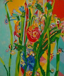 Jungle flower by Sonja Puschmann