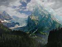 Schweiz, Gebirge by pahit