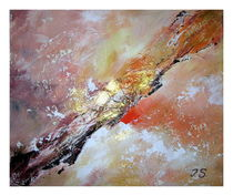 abstrakte Welt von Irena Scholz