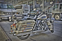 NYPD Highway Patrol von Andreas Freund