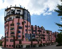 Hundertwasserhaus in Magdeburg by magdeburgerin