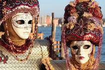 Karneval in Venedig by magdeburgerin