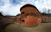 Magdeburg - Festungsanlage Poterne von magdeburgerin