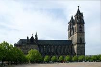 Dom in Magdeburg von magdeburgerin