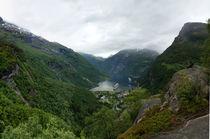 Geirangerford in Norwegen von magdeburgerin