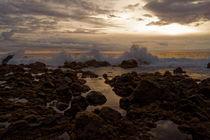 Sonnenuntergang auf La Gomera von magdeburgerin