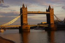 Tower Bridge in London von magdeburgerin