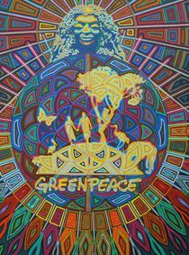 Gaia - 2010  von karmym