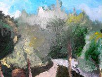 Waldhütte von kunstmkm