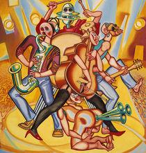 Pop-Band by Oleg Tchebunin
