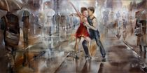 It is raining again by Annette Schmucker