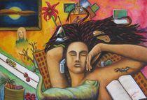 Warten auf den Schlaf von Gabriele Schilling