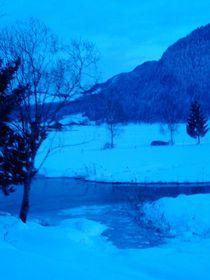 L'hiver by mashaa
