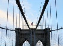 The Brooklyn Bridge von Steffi Reinermann