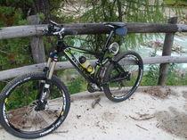 Mountainbike von dekoart
