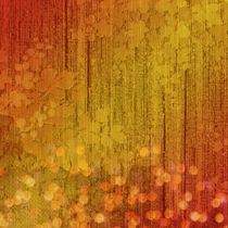 Retro-Tapete II von yellowbird