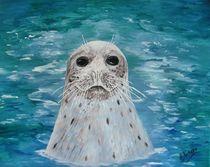 Seehund von Bärbel Knees