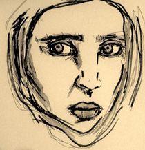 Frau,Sehnsucht,Portrait by nike