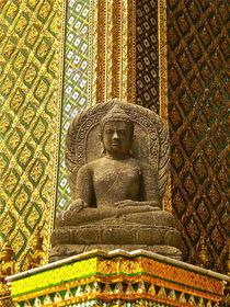 Buddha by talataki