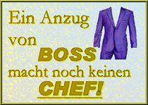 Boss ist ... by harry ucksche