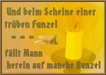 Truebe Funzel ... by harry ucksche