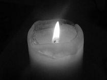 Kerzenschein von Silvana Eckert