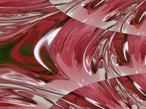Glas fraktal von Silvana Eckert