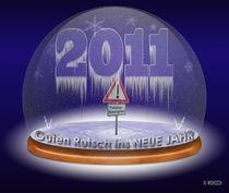 Guten Rutsch ins Neue Jahr von wohsch