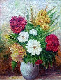 Sommerblumen von Klaus-Jürgen Rach