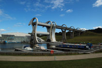 Falkirk Wheel von rubyred