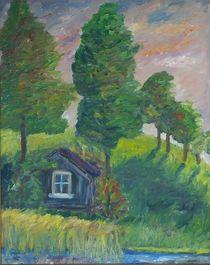 Haus Am See (Dalsland, Schweden) von bxbchxb ncnvcn