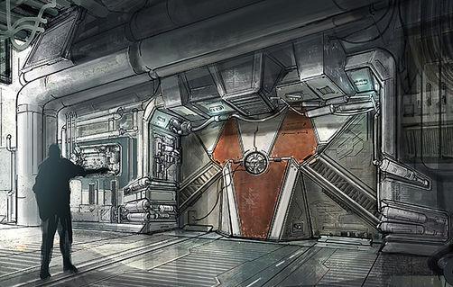 Tech-door