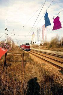 ..sie hätte doch besser die Wäsche abgehangen.... by pictureeruption