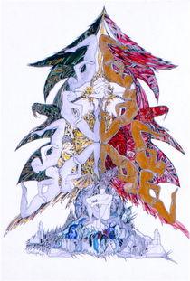 Lebensbaum von Viktoria Anne Scheliga