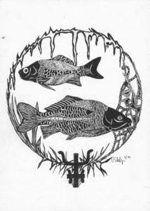 Fische by Viktoria Anne Scheliga