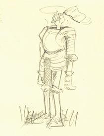Ängstlicher Ritter von paulbangemann