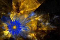 Die blaue Blume by orphelis