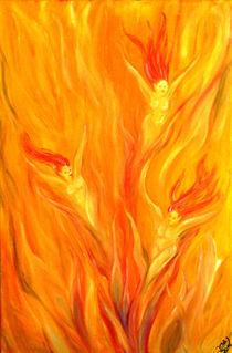 Feuergeister von Jennifer May