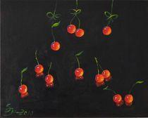 fliegende Kirschen von Sabine Jaekel