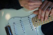 Gitarrenspieler by rebeccas