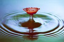 Kunstdruck Bild Red Cup von Thomas Kiess