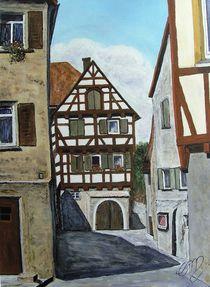 Altstadtidylle by Elisabeth Maier