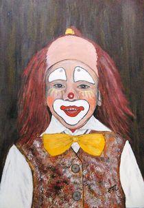 Clown von Elisabeth Maier