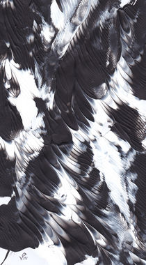 black and white by adamkesher