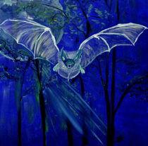 Full moon by Barbara Straessle