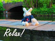 Relax! skyo der Hamburg Hase