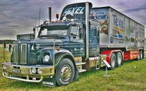 Truck 1 von Hans Haller