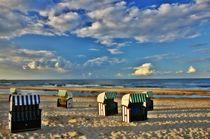 Am Strand von Hans Haller