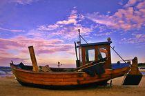 Fischerboot von Hans Haller